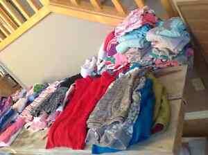 Girl size 4T and 5T clothing excellent condition!