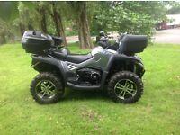 Quadzilla x8 800cc 2 seater