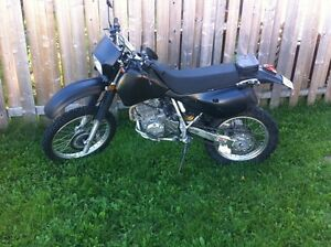 Honda XR 650 L 2008 semi route semi trail... 3200$