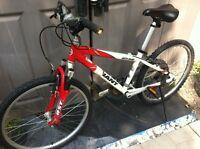 Giant MTX 240 Mountain Bike Red & White