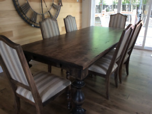 Dining Set by CANADEL