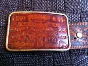 *Vintage Levi's Strauss Belt Buckle*