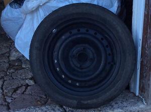 pneu été 15'' 4x100