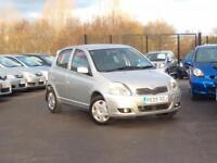 2005 05 TOYOTA YARIS 1.0 COLOUR COLLECTION VVT-I 5D 65 BHP