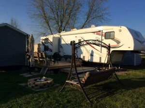 2008 30ft Terry Fifth Wheel Winter Edition