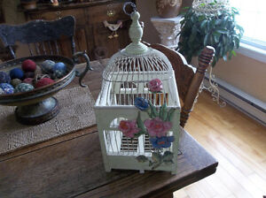 Beautiful cage for decor