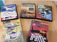 PC CD-rom video games