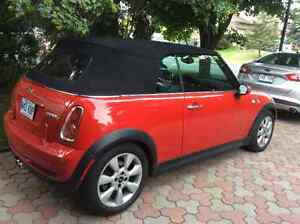 2006 MINI  Cooper S Cuir Cabriolet West Island Greater Montréal image 7