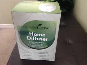 Young living essesial oils diffuser new