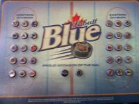 Labatts blue NHL collectsble