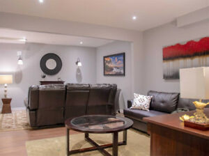 Spectacular 3-Storey Condo Townhouse In Central Ajax 3bed 4 bath