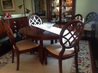 Ready for Christmas- Beautiful Dining Set