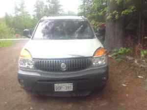 2003 Buick Rendezvous SUV,
