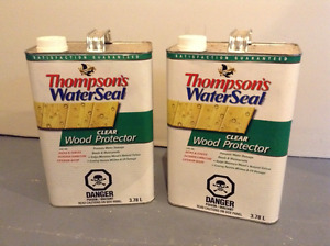 Thompson's Water Seal