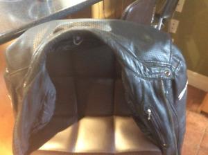 Joe Rocket Men's XL Leather riding jacket