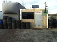 WINTER AND ALL SEASON USED TIRES