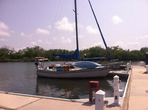 Beautiful sailboat for sale in Mexico