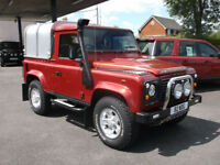 2009(59) Land Rover Defender 90 TDCi County Pickup