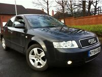 2005 AUDI A4 1.9 TDI PD AUTOMATIC LOW MILEAGE 2 KEYS