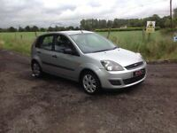 24/7 Trade sales NI Trade prices for the public 2006 Ford Fiesta 1.4 Style motd January 18