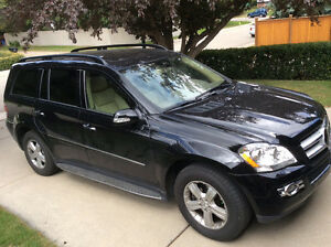 2007 Mercedes-Benz 400-Series Black SUV, Crossover