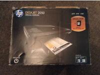 HP DESKJET 2050 - SPECIAL EDITION - 3 in 1 Printer