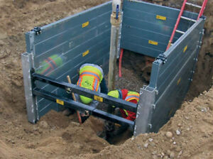 Mountainview Systems Trench Shoring Sales and Rentals