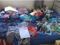 Bundle of boys clothes aged 1.5 - 2 years old