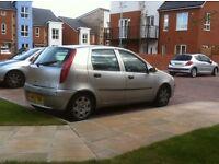 Fiat punto 2003 diesel