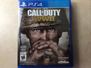 Call of Duty WWII -PS4