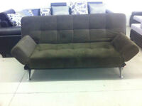 Brand new comfortable sofa bed/futon$299.99(free delivery)