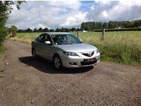24/7 Trade sales NI 2006 Mazda 3 1.6 TS low miles Silver