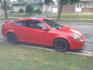2006 Red Chevy Cobalt SS for sale as is