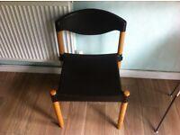 Vintage hartmut lohmeyer chairs