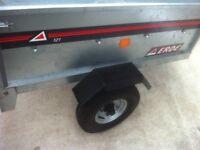 Erde trailer 3x4 foot