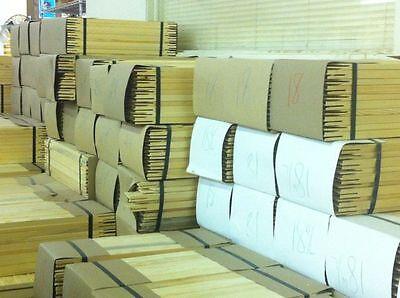 "Art Canvas Stretcher Bars/Stretching Strips 10"" (Bundle of 50)"