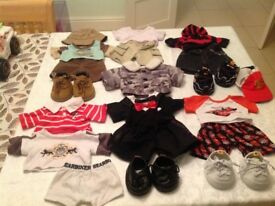 Build a Bear Clothing Bundle