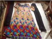 Indian Pakistani long suits 3 pieces big size £3 cotton