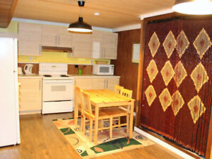 1 Bedroom Basement Apartment for OPG/Hydro1 contractors only