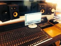 Recording studio clearout London. Bargain. Over £3000's worth. Lavry, krk, Roland, digidesign,