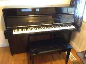 Beautiful Yamaha Upright Piano