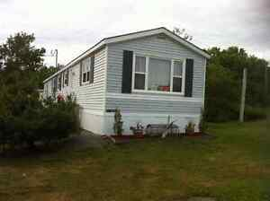 Mobile home for sale/rent to own