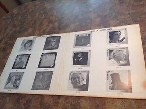 Album vinyle double Felix Leclerc Saguenay Saguenay-Lac-Saint-Jean image 2