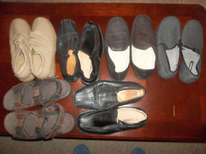 6 Pairs of Foot Wear