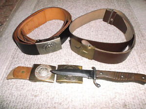 Military collectibles +++