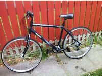 700c Alloy Frame Town Bike GOOD WORKING ORDER (Woolwich Arsenal)