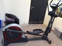 ProForm 500 ZLE Elliptical Cross Trainer iFit - Gym Quality - Folds up to save space Cost £799 VGC