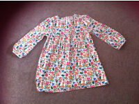 Girls dress age 2-3 years tu never been worn
