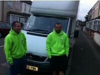 House removals - rubbish removals