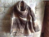 Ladies wool jacket coat size: S used £3